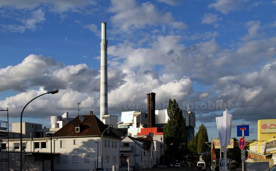 STUTTGART-HOFEN - DEUTSCHLAND-GERMANY - KRAFTWERK