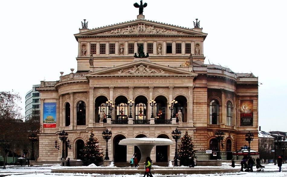 FRANKFURT - GERMANY - OPER