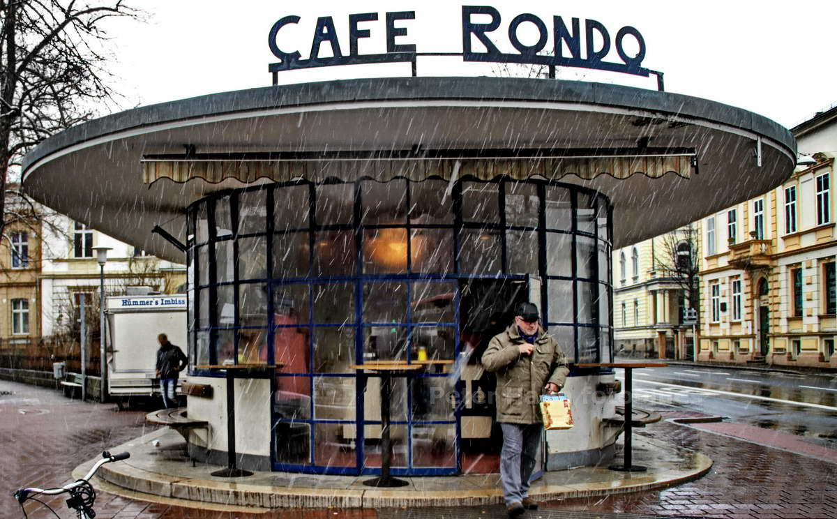 BAMBERG - OBERFRANKEN-GERMANY - CAFE RONDO