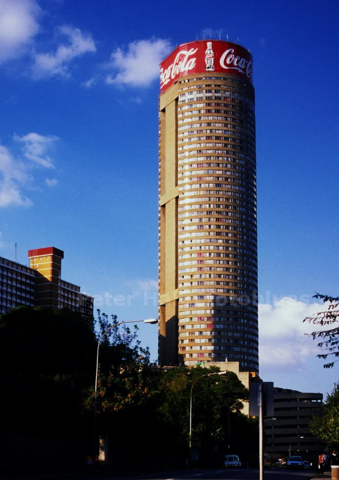 JOHANNESBURG - SOUTH AFRICA - HOCHHAUS