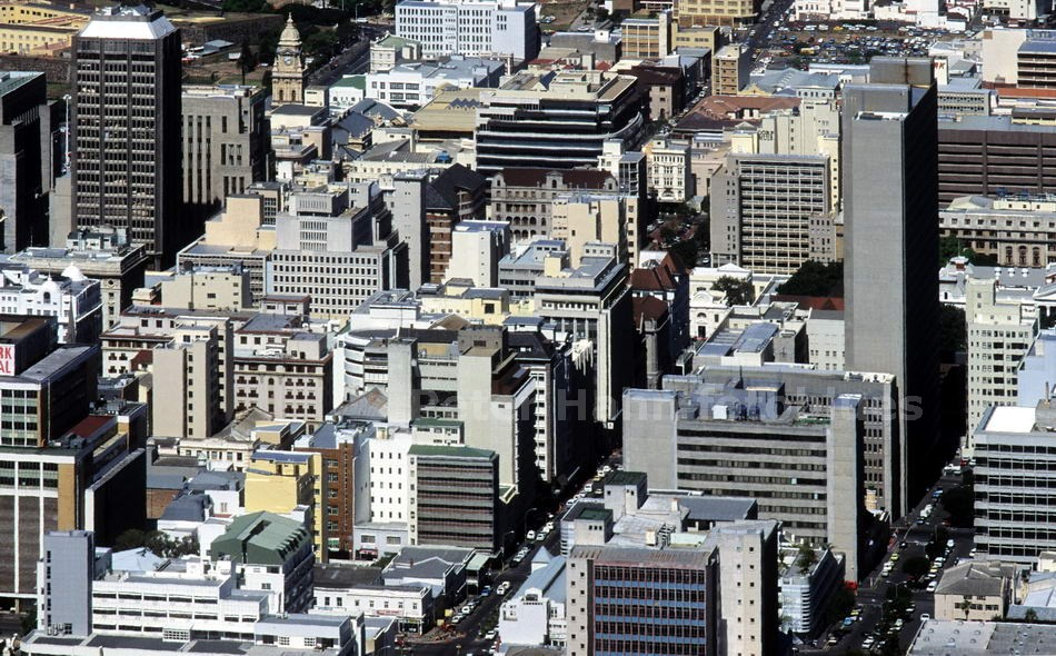 KAPSTAD-CAPE TOWN - SOUTH AFRICA - DOWNTOWN