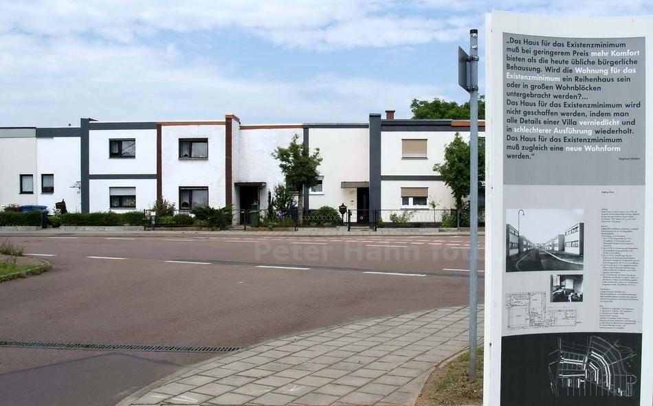 DESSAU--TÖRTEN - SACHSEN ANHALT-GERMANY - DAMASCHKESTRASSE