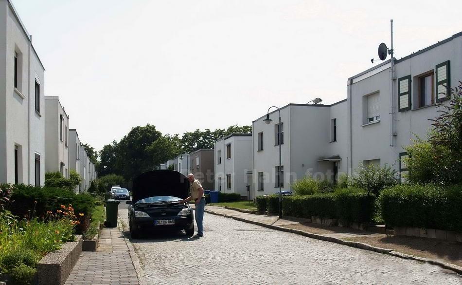 DESSAU-TÖRTEN - SACHSEN ANHALT-GERMANY - KLEINRING