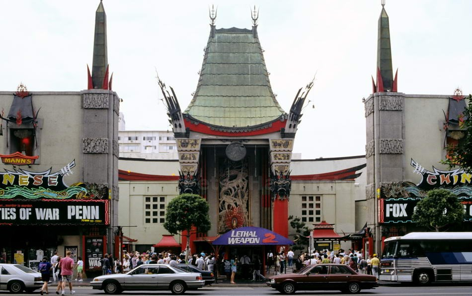LOS ANGELES - USA - PREMIERENKINO