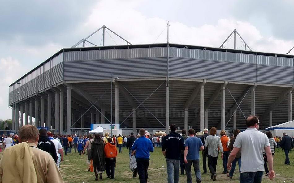 MAGDEBURG - GERMANY - STADION