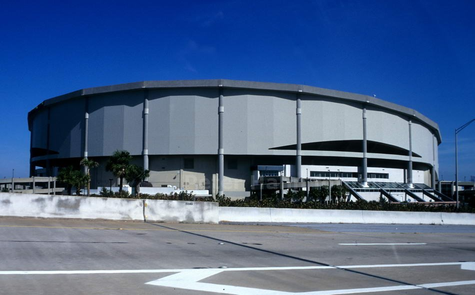 ST. PETERSBURG - FLORIDA-USA - STADIUM