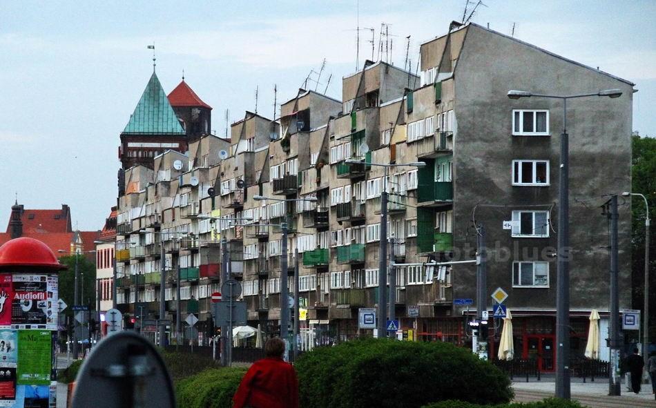 WROCLAW-BRESLAU - SLASK-SCHLESIEN - POLSKA-POLAND - WOHNHAUS