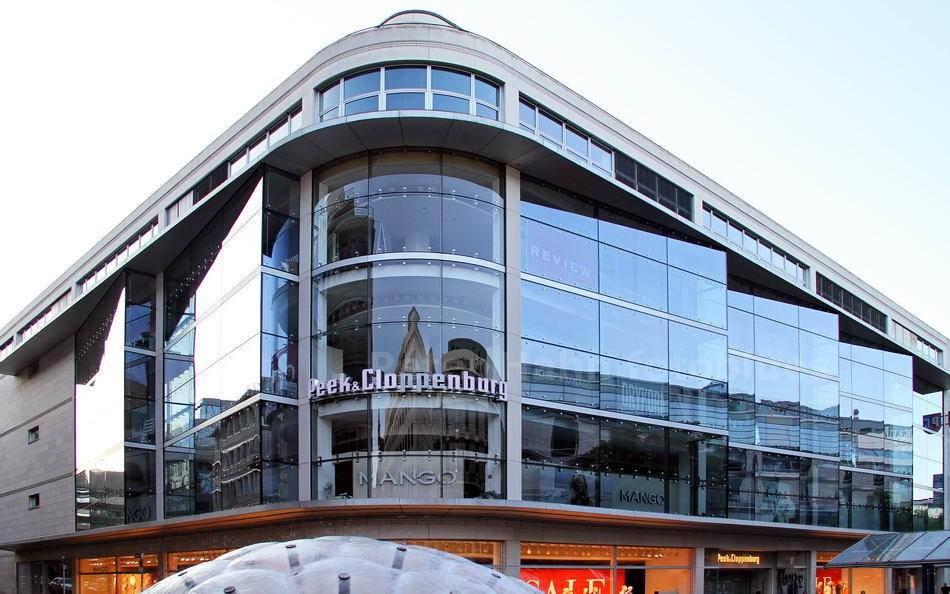 Bauen gestalten moderne architektur fotoblues - Neue architektur ...