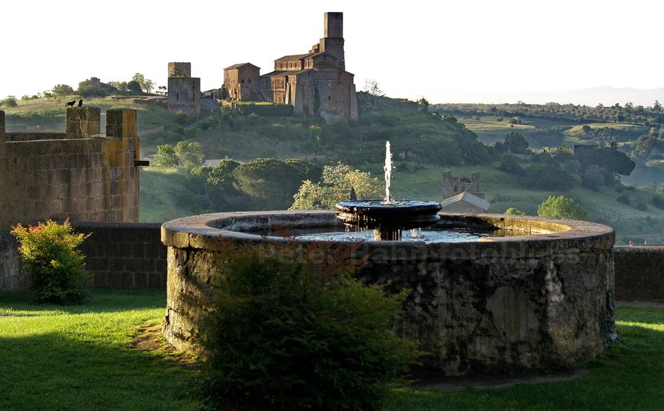 TUSCANIA - LATIUM-ITALY - PANORAMA