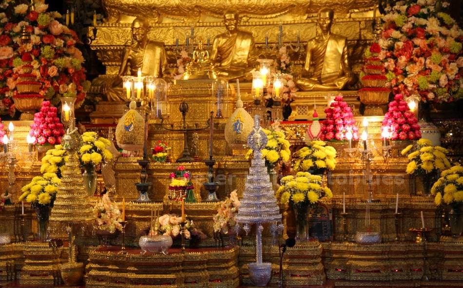BANGKOK - THAILAND - TEMPEL