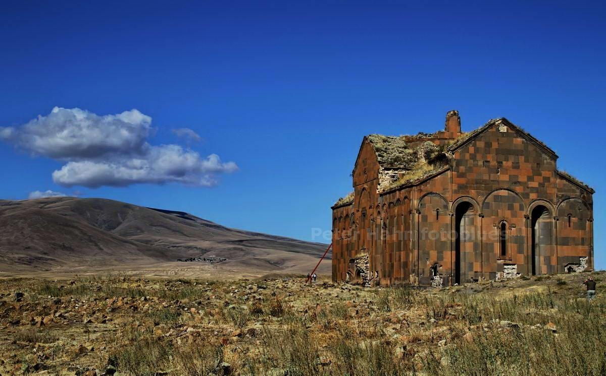 ANI - KARS - TÜRKEI-TURKEY - KATHEDRALE