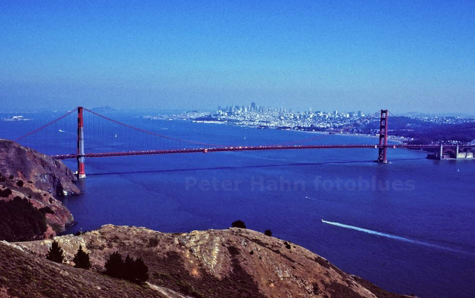 SAN FRANCISCO - CALIFORNIA-USA - GOLDEN GATE BRIDGE