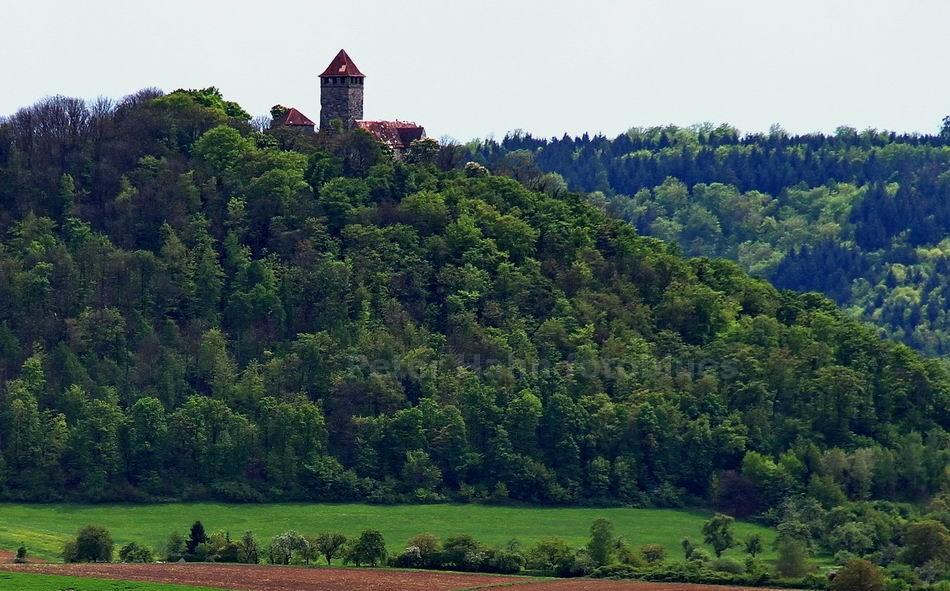 LICHTENBERG-BEILSTEIN - WÜRTTEMBERG -DEUTSCHLAND-GERMANY - BURG