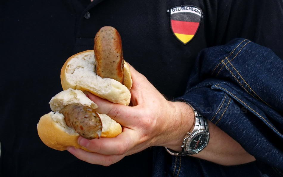 DEUTSCHE BRATWURST - BERLIN - GERMANY