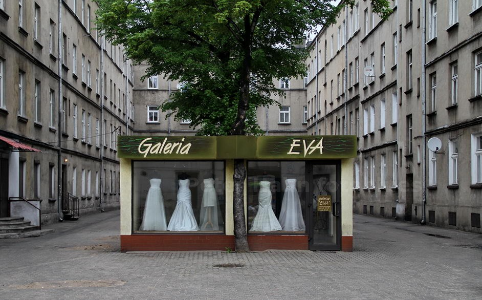 GALLARIA ILLUSION - CZESTOCHOWA - POLAND