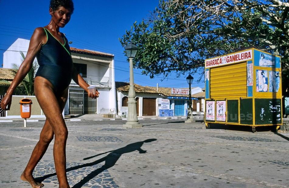 UNTERWEGS - AREMPEPE-BAHIA - BRASILIEN-BRAZIL