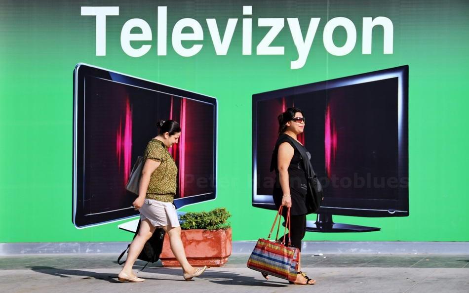 TELEVIZYON - MERSIN - TURKEY